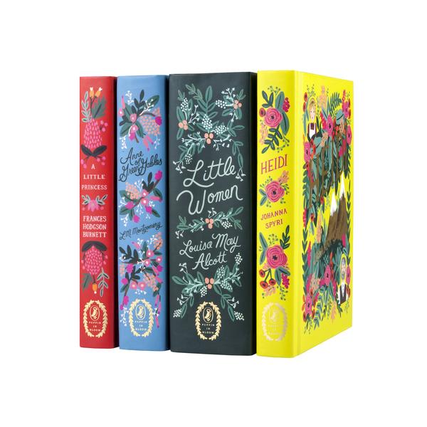 Juniper Books Puffin Bloom Set