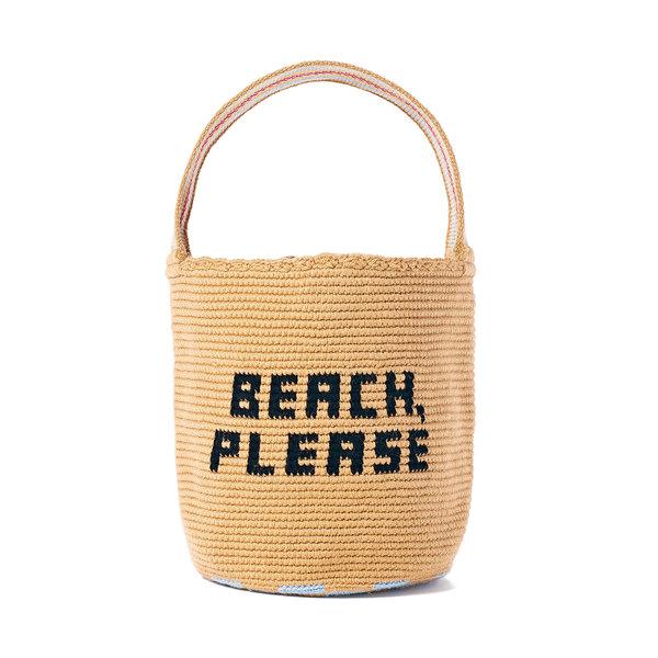Soraya Hennessy  goop-Exclusive Woven Mochila Bucket Bag