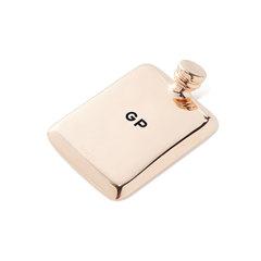 goop Exclusive 18k Rose Gold Fragrance Flask
