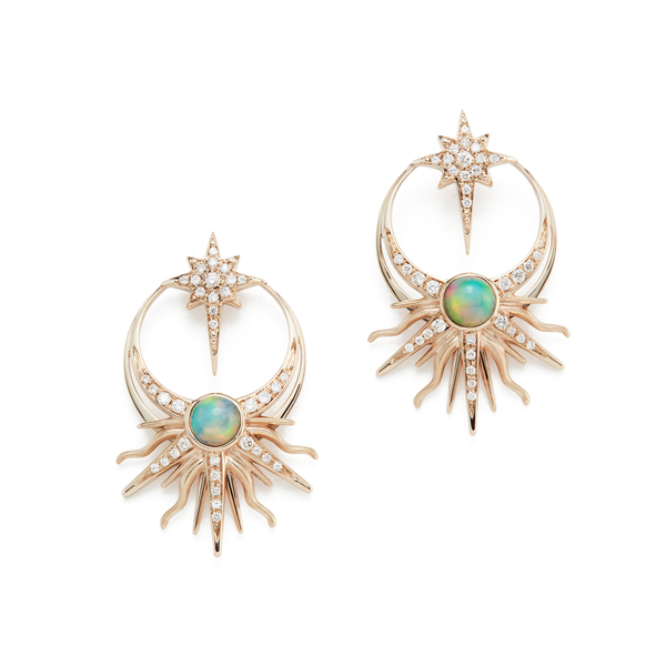 VENYX Matahari Earrings