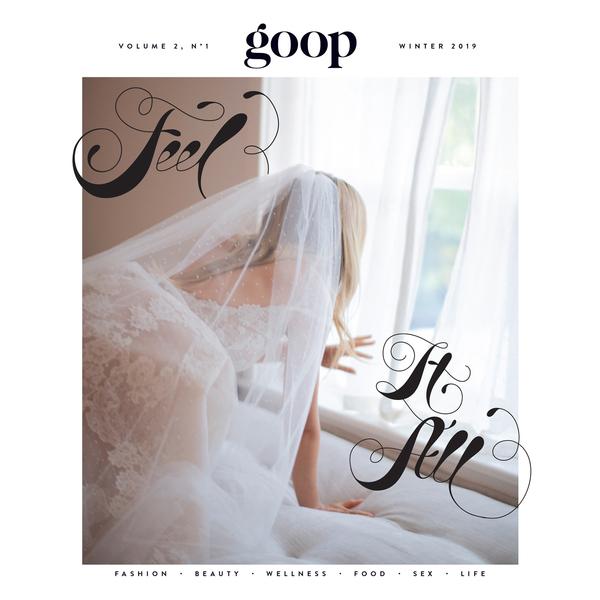 GOOP goop Magazine Issue No. 4