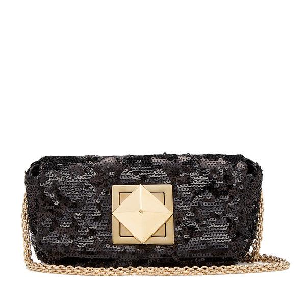 Sonia Rykiel Le Copain Paillettes Handbag
