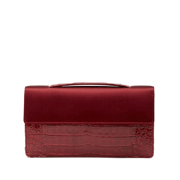 Nancy Gonzalez Grace Clutch Bag