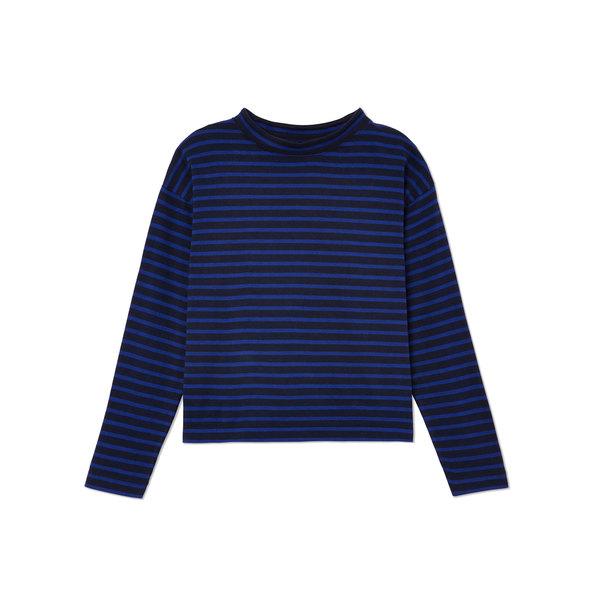 Entireworld Long-Sleeve Mock-Neck Shirt