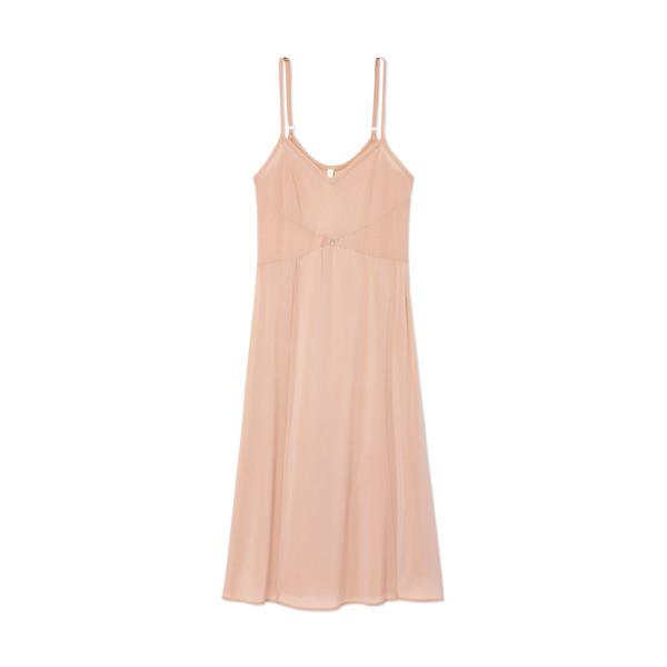 Botanica Workshop Vetiver Slip Dress