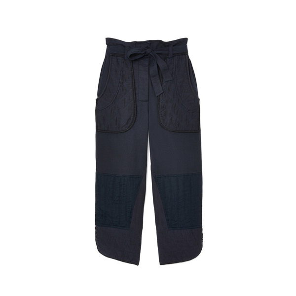 Sea O'Keefe Quilted Pant