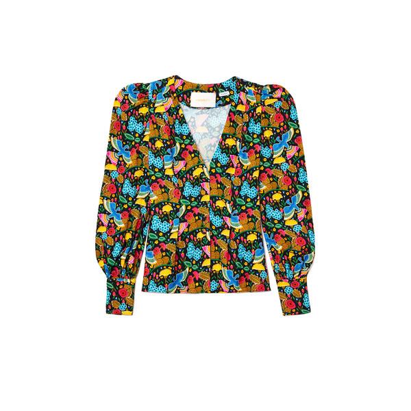 La DoubleJ Smokin' Hot Printed Shirt