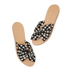 Phoebe Knotted Sandal Slides