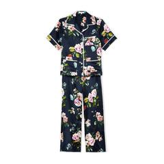 Daria Silk Pajama Set