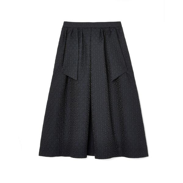 Hiraeth Savannah Daisy Jacquard Skirt