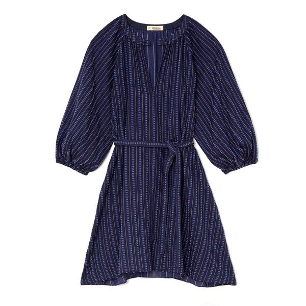 Lemlem Abha Belted Mini Dress