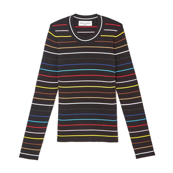 Sonia Rykiel Multi Striped Pullover