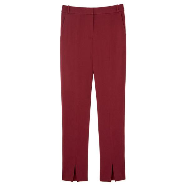 Tibi Stretch-Viscose Beatle Suit Pant