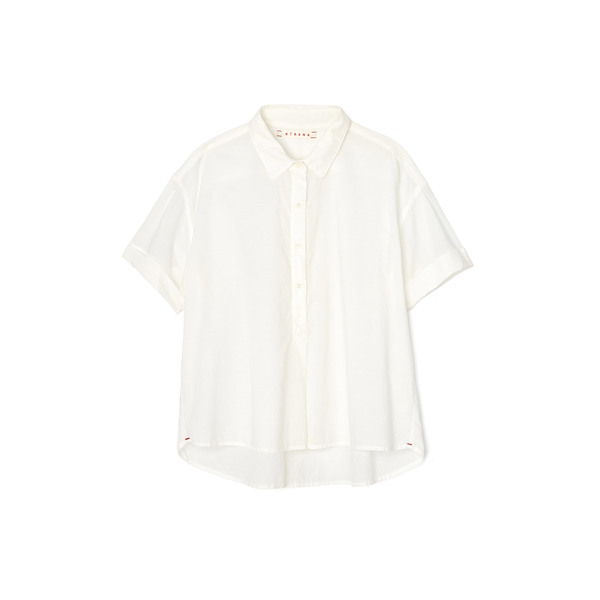 Xirena Cotton Poplin Chase Shirt