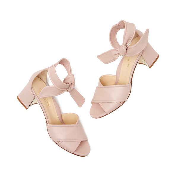 Marion Parke Bella Ankle-Wrap Block Heels