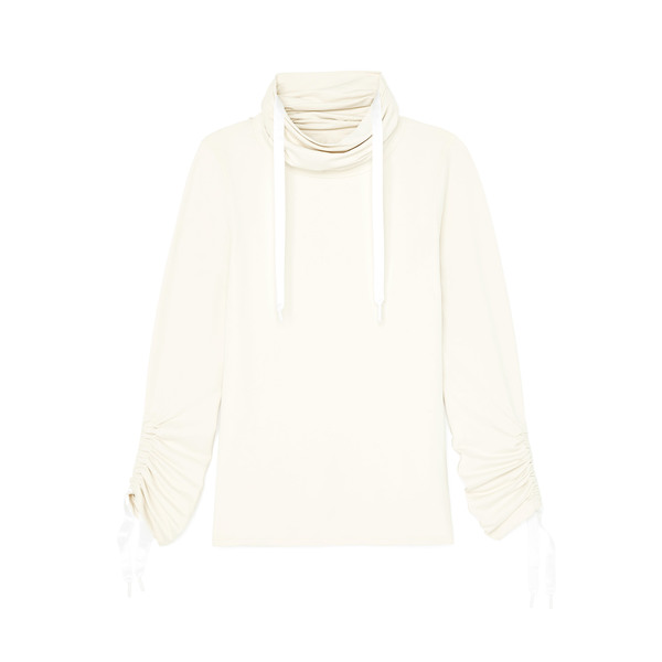 G. Sport Funnel-Neck Performance Top
