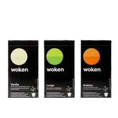goop Exclusive Woken Mix, 60 capsules