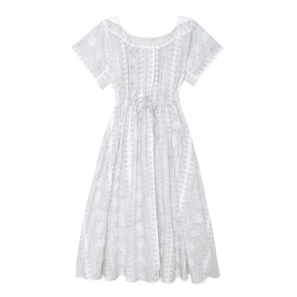 Thierry Colson Tania Long Dress