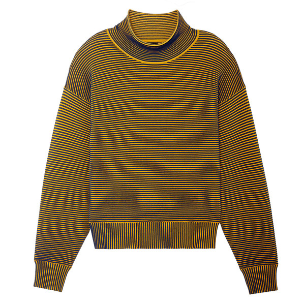 Nagnata Rib Turtleneck Sweater