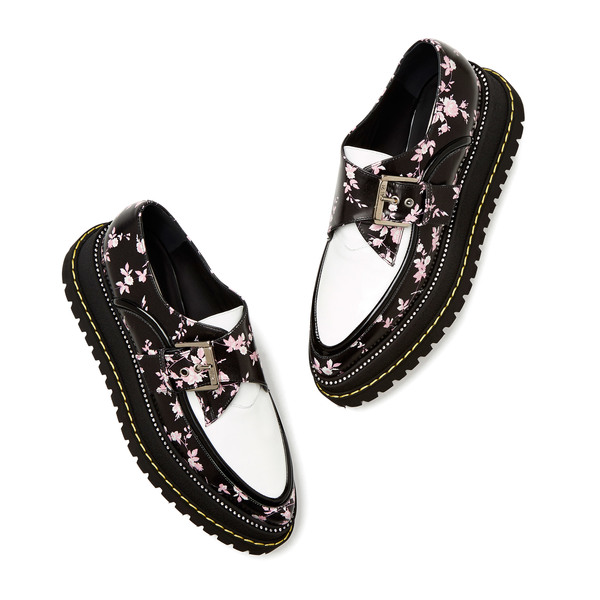 No. 21 Floral Creepers