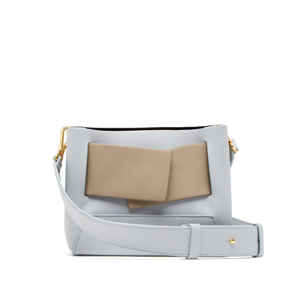 Yuzefi Dinky Leather Crossbody Bag