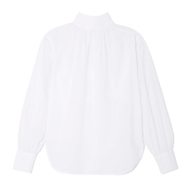 Officine Generale Gabrielle Cotton Voile Shirt