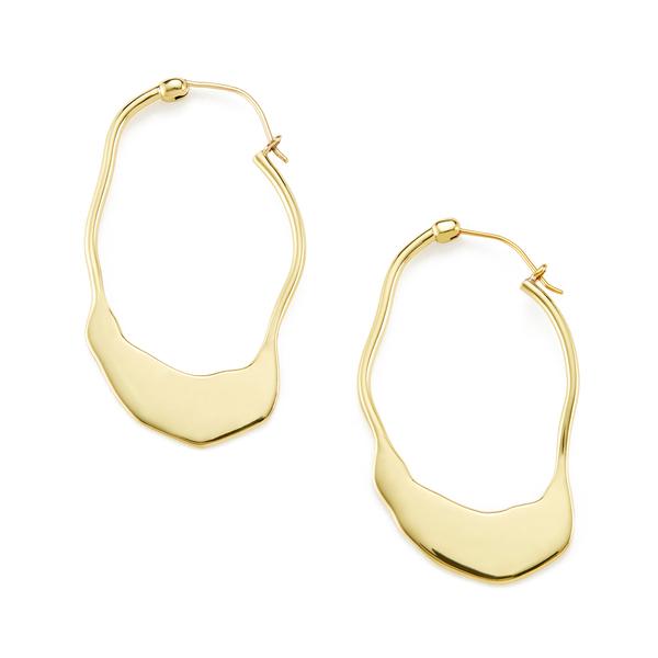 Ellery Banco Outline Earrings