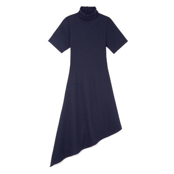 G. Label Ren Asymmetrical-Hem Dress