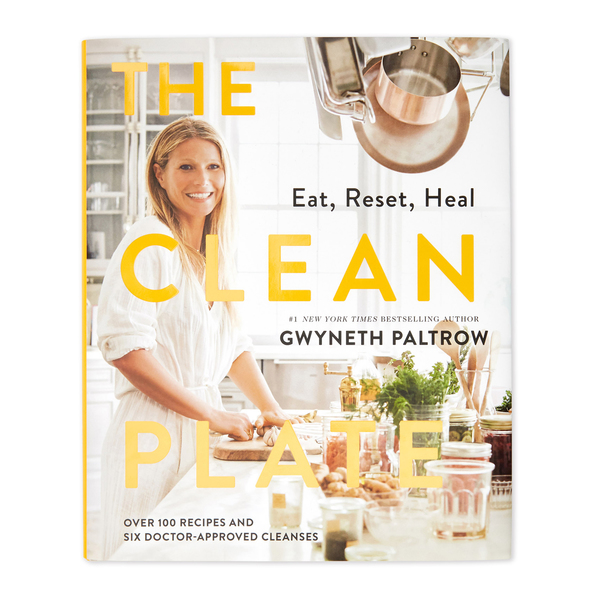 goop Press The Clean Plate, Signed Edition