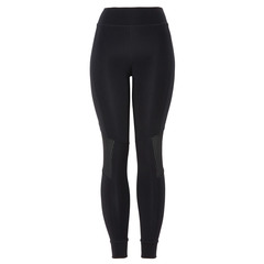 Paneled Matte Yoga Pants
