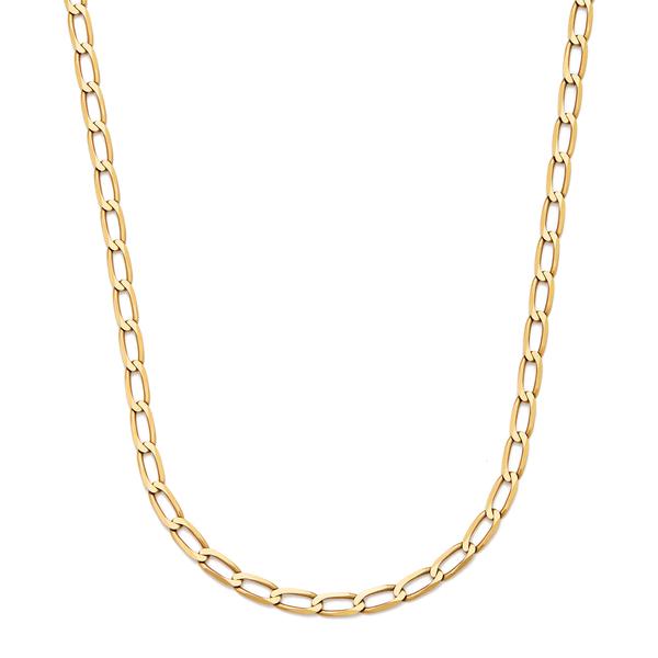 Loren Stewart Disco Yellow-Gold Chain Necklace