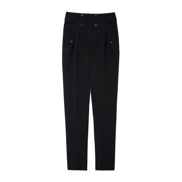 No. 21 High-Waisted Pants