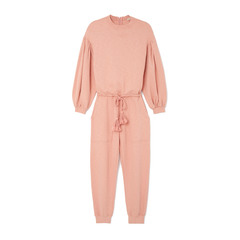 Damara Cotton Jumpsuit