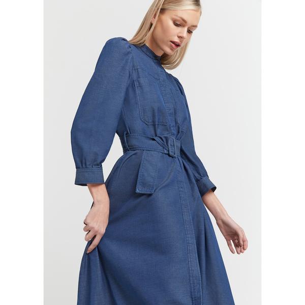 G. Label Sharis Chambray Dress