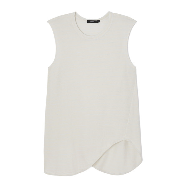 Bassike French Seam Heritage Tank