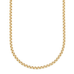 Essential Box Chain Necklace