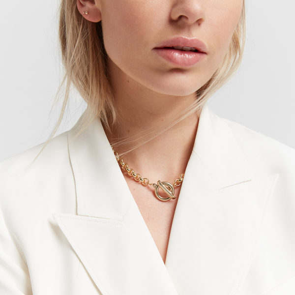 Laura Lombardi Isa Chain Necklace