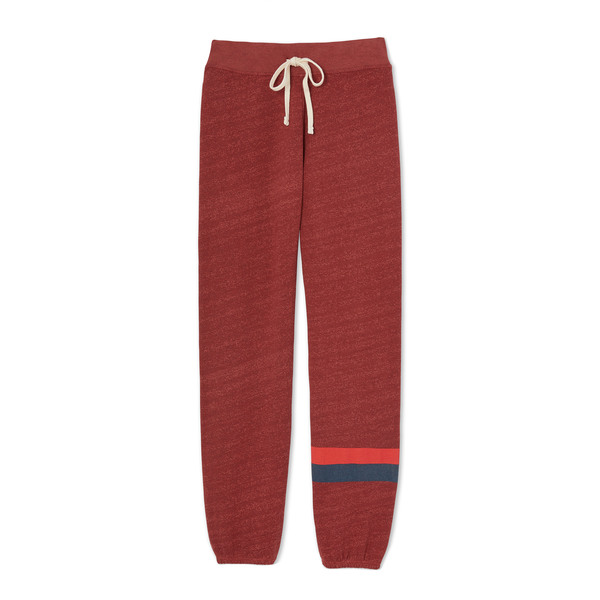 Sundry Basic Striped Terry Sweatpants