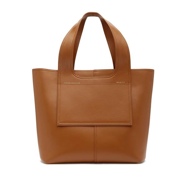 Victoria Beckham Apron Leather Tote Bag