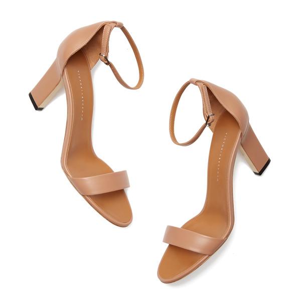 Victoria Beckham Anna Leather Sandals