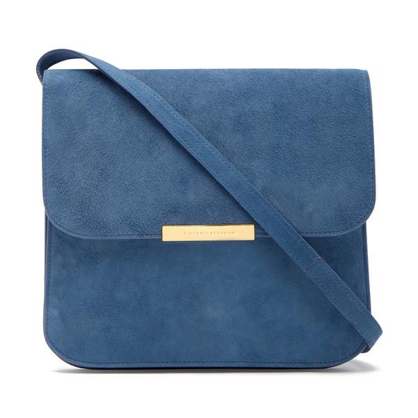 Victoria Beckham Flat Eva Crossbody Handbag