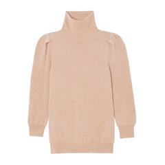 Jennifer Puff-Sleeve Sweater