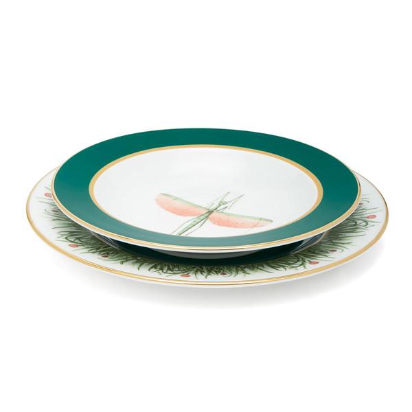 La DoubleJ Dinner Plates, Set of 2