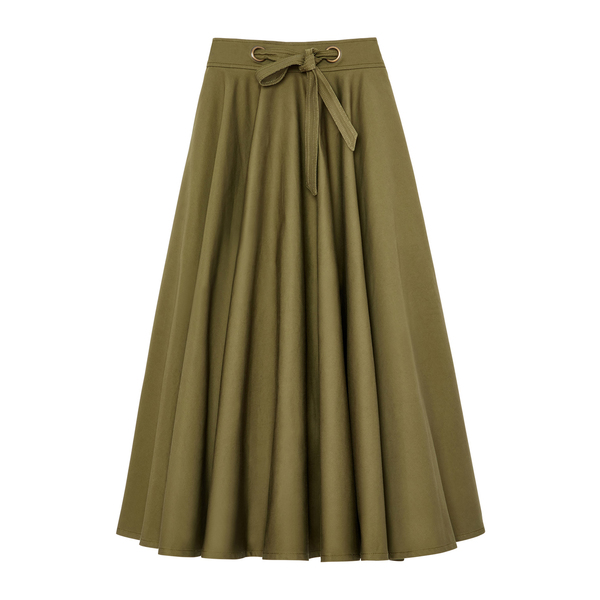 Martin Grant Knotted Circle Skirt