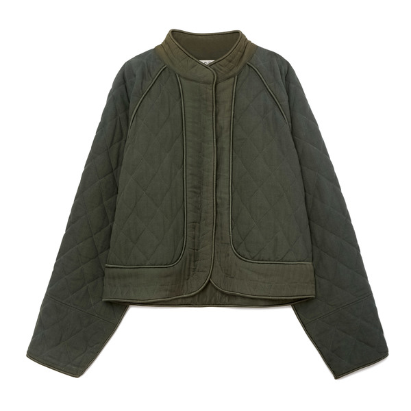 Sea Romy Quilted Canvas Jacket