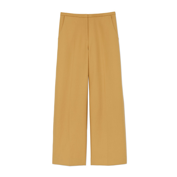 Khaite Charlize Cropped Pants