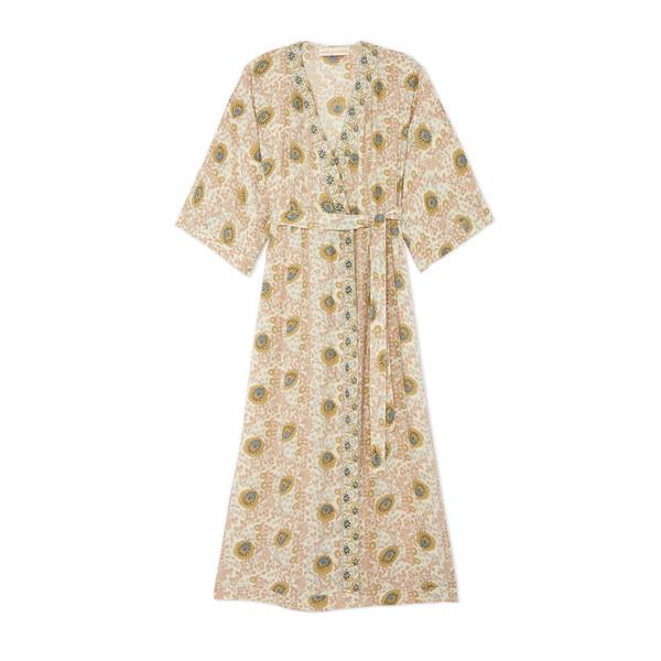 Natalie Martin Georgia Wrap Kimono Dress