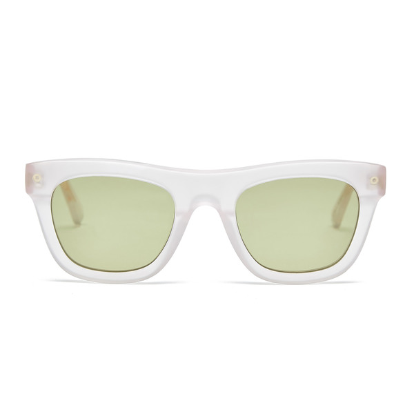 GOOP X ELECTRIC Anderson Matte Pink Sunglasses