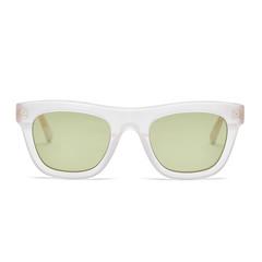 Anderson Matte Pink Sunglasses