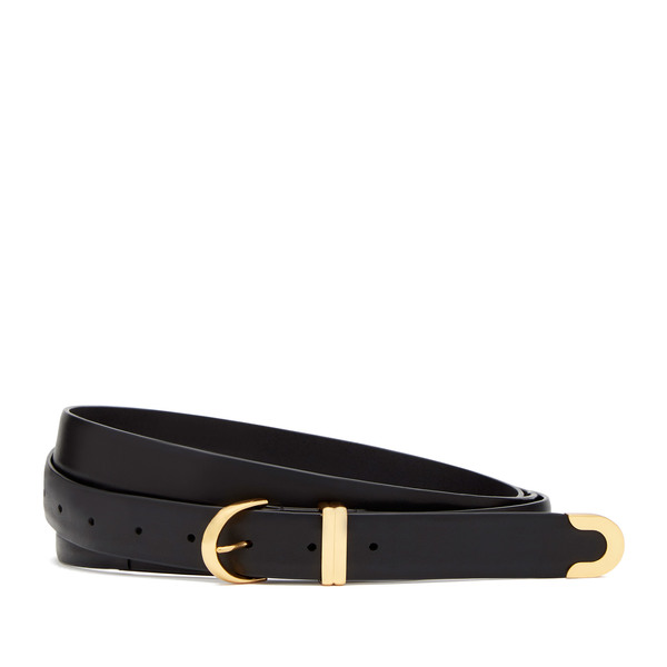 Khaite Brooke Double Wrap Belt